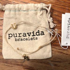 Puravida horseshoe bracelet. NWT